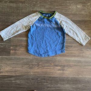 4/$20 Boys Gymboree Long Sleeve Shirt Sz 18-24 mth